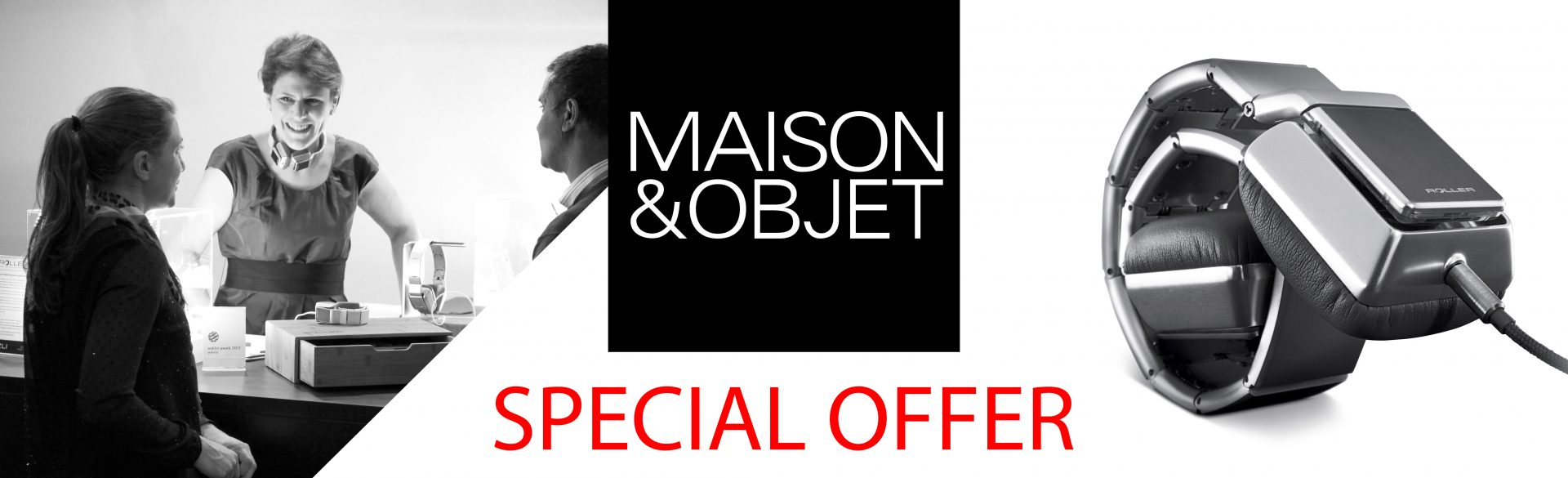 MAISON & OBJET SHOW 2019 SPECIAL OFFER!